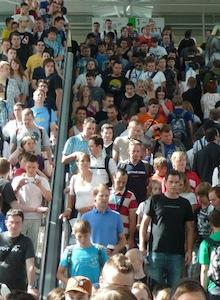 Gamescom 2012: Tsung se ha escapado a Colonia
