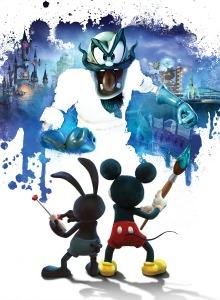 Epic Mickey 2 le da un nuevo color al hype