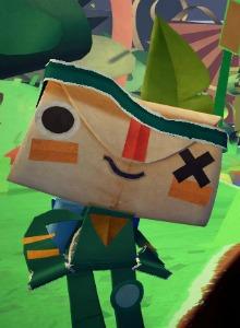 Gamescom 2012: El primer tráiler de Tearaway, la nueva IP para Vita es brutal