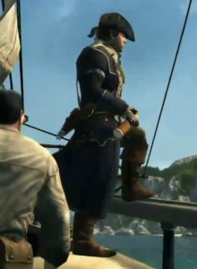Los barcos vuelven a ser protagonistas en el nuevo tráiler de Assassins Creed 3