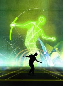 Tiembla David Guetta, ahora la música la hago yo con mi Kinect