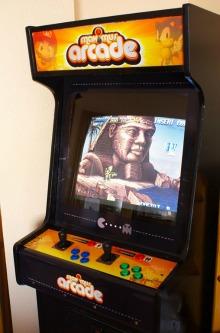 Tu y yo sabemos que quieres esta maquinita arcade con Android