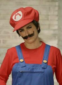 Penélope Cruz se disfraza de Mario en el nuevo anuncio de New Super Mario Bros 2