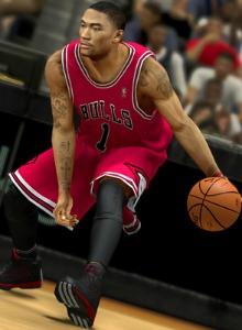 Primer diario de desarrollo del amo del basket: NBA 2K13