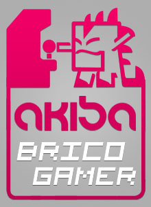 AKB Bricogamer (X): coffee table Dreamcast