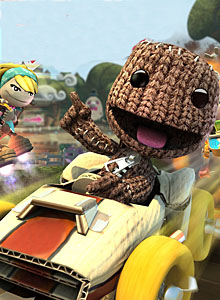 Little Big Planet Karting arrancará el 7 de noviembre