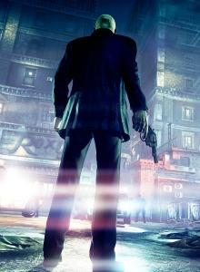 Mirando la calva del Agente 47