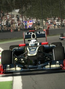 AKB Gameplay: Carrera en Monza con la demo de F1 2012