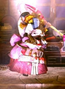 TGS 2012: Nuevo tráiler de Puppeteer el juego más cuco para PS3