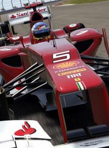 Ya puedes correr con la demo de F1 2012