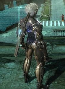 TGS 2012: Otro vídeo más de Metal Gear Rising: Revengeance