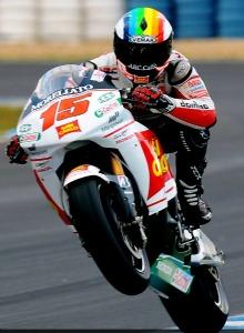 AKB en el II Campeonato Nacional Repsol MotoGP