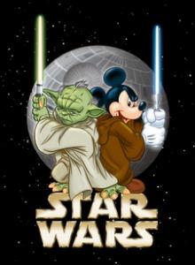 Disney prepara la maquina para joder a Star Wars