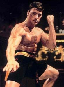 Mortal Kombat ama a Van Damme