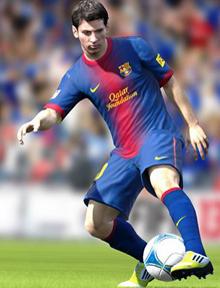 FIFA13 mantiene el liderato… por ahora