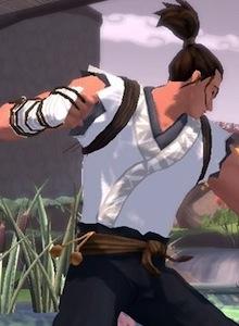Lucha con sabor a clásico para Xbox 360