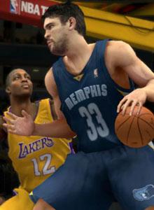 NBA 2K13 sigue reinando entre los juegos deportivos