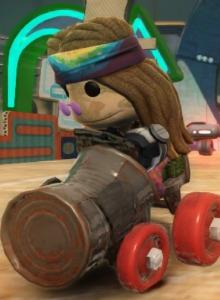 LBP Karting, ¿El nuevo Super Mario Kart?