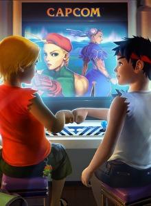 Yo soy Street Fighter