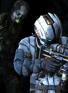 Dead Space 3 luce palmito