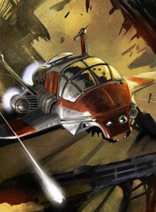 Vuelve la ciencia-ficción con BSG: Blood & Chrome