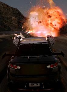 Adrenalina, disparos y rueda quemada con Gas Guzzlers