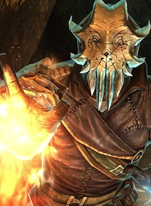 Morrowind sigue vivo en Skyrim con Dragonborn