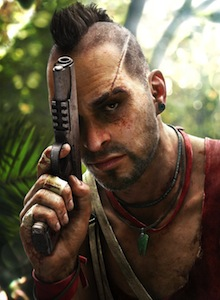 Buen intento de Far Cry 3 por llamar la atención