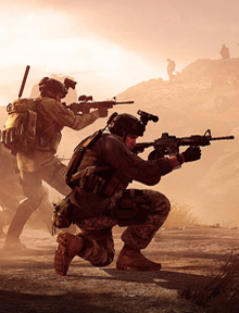 Medal of Honor Warfighter: y EA cogió su fusil