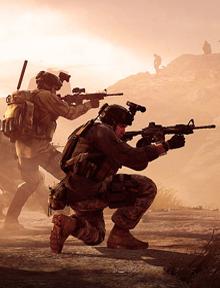 Medal of Honor Warfighter: y EA cogió su fusil