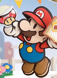 ¿Nos gustaría ese nuevo Paper Mario para Wii U?
