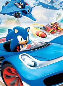 Sonic All-Stars Racing Transformed es una carrera hacia nuestro corazón retro