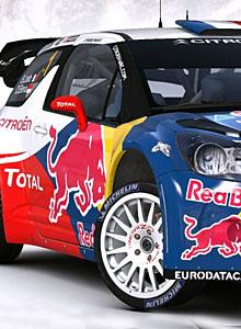 WRC3: Canción de Nieve, Tierra y Asfalto