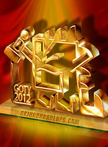 GOTYs 2012: La Redacción AKB elige sus Juegos TOP