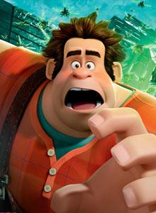 Rompe Ralph de Disney es puro HAMOR a los videojuegos