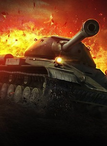 [Vídeo] Jugamos a World of Tanks