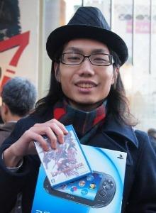 Los japos tienen ganas de comprar una PS Vita y yo tengo ganas de juegos
