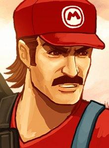Mario se apunta a jugar a GTA V
