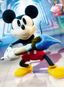 Análisis Disney Epic Mickey: El Retorno de dos héroes