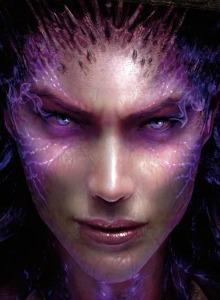 Flipando con la cinemática de Starcraft II Heart of the Swarm