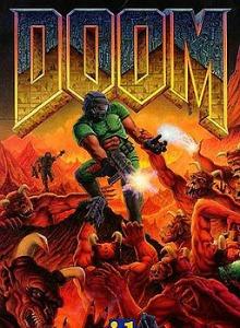 Jugando a un nivel del Doom clásico en el Doom 2016