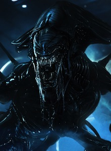 Alien Isolation gameplay en directo