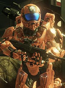 Más y mejor con Halo 4: Crimson Pack Map
