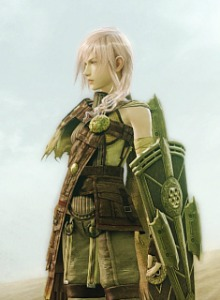Lightning sigue posando para vendernos su nuevo Final Fantasy