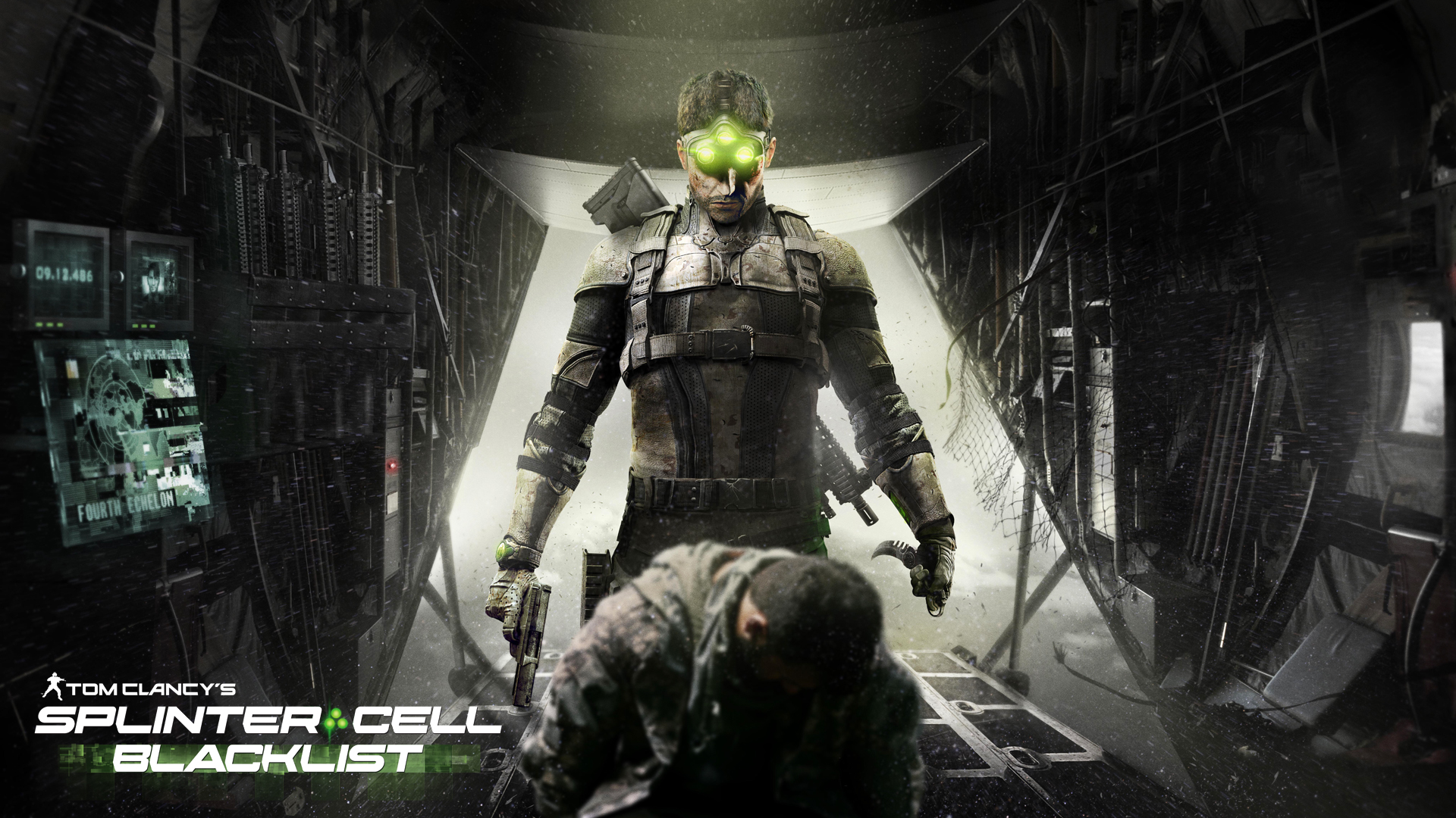 Splinter Cell Blacklist A