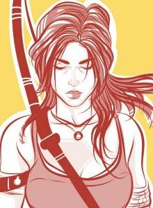 Enamórate de Lara Croft. Otra vez.
