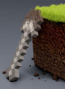 Amante de lo físico, que sepas que Minecraft saldrá en caja