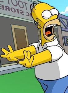Los Simpson y Springfield a tu servicio