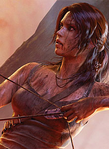 Lara Croft es una superviviente del Hype