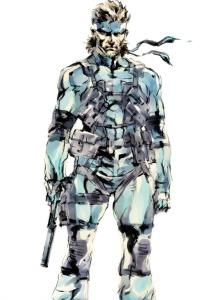 Arte Roswell: Snake vuelve a Akihabara Blues